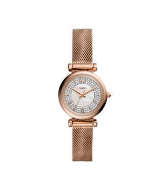Fossil Dames Horloge Carlie Mini ES4836