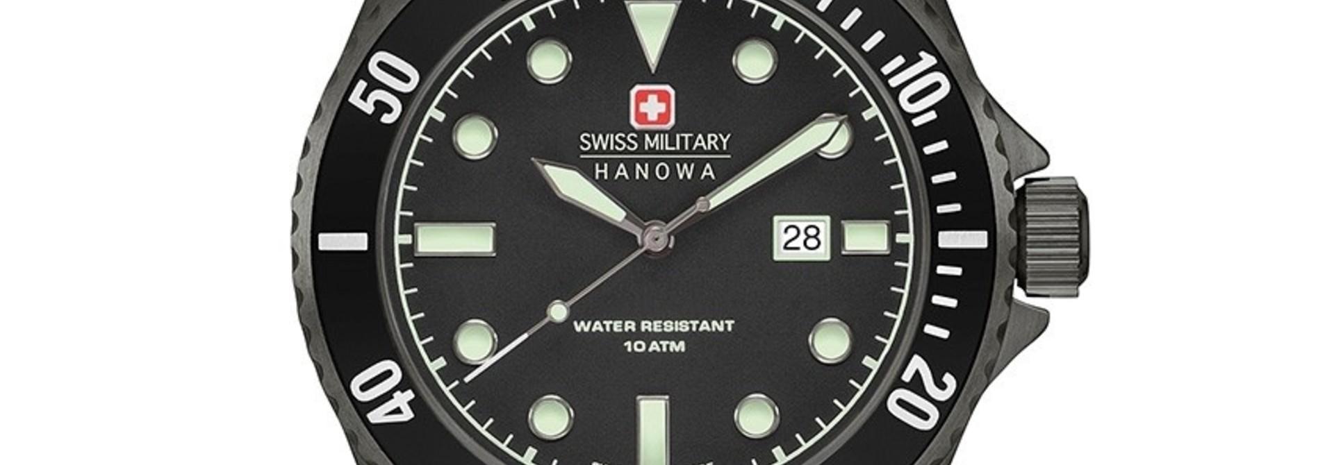 Swiss Military Hanowa Sea Lion 06-4279.13.007