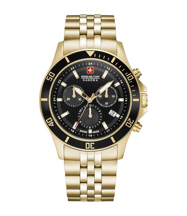 Swiss Military Hanowa 06-5331.02.007 Flagship Chrono II horloge