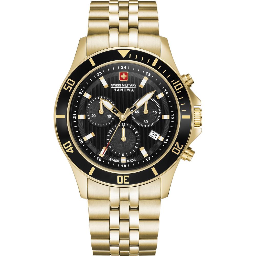 Swiss Military Hanowa 06-5331.02.007 Flagship Chrono II horloge-1
