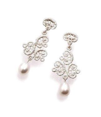 """Brigitte Adolph Pendant earrings """"Figaro"""""""