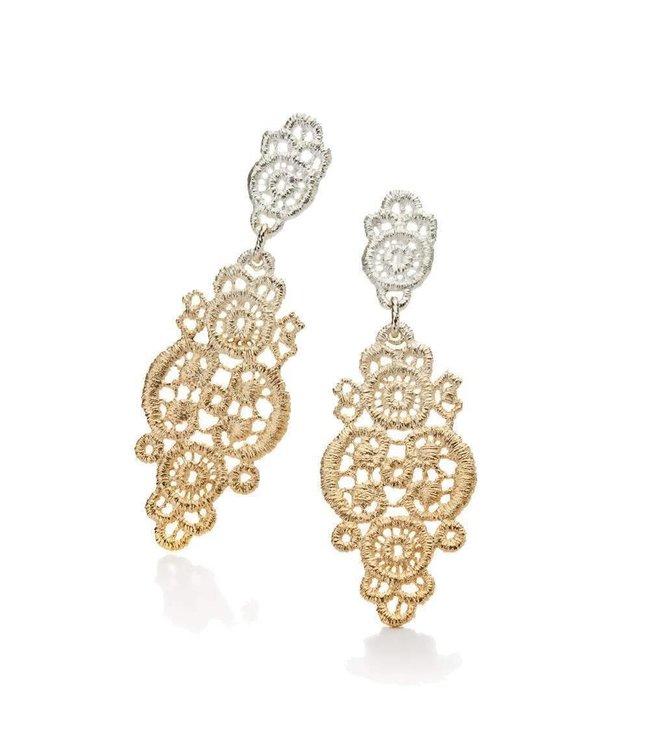 """Earrings """"Turandot"""""""