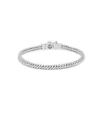 Buddha to Buddha Ben Mini Silver Bracelet