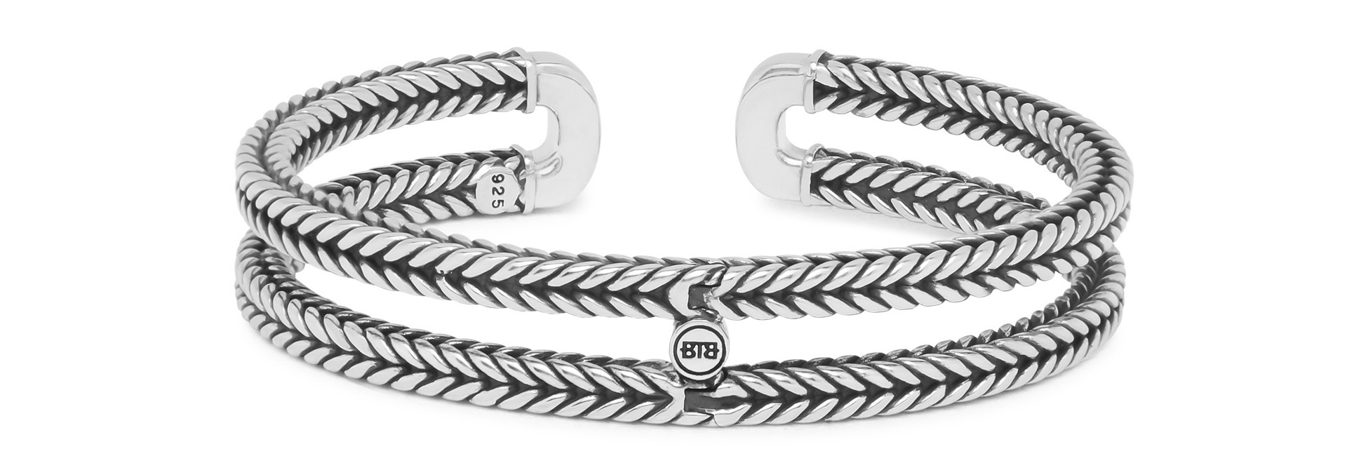 Cuff bracelet Barbara Link