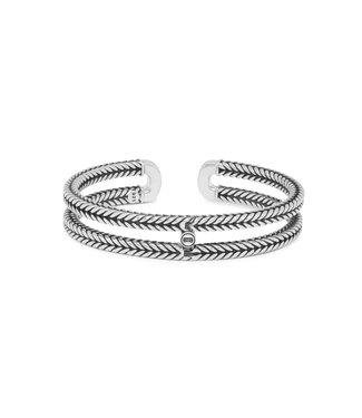 Buddha to Buddha Cuff bracelet Barbara Link