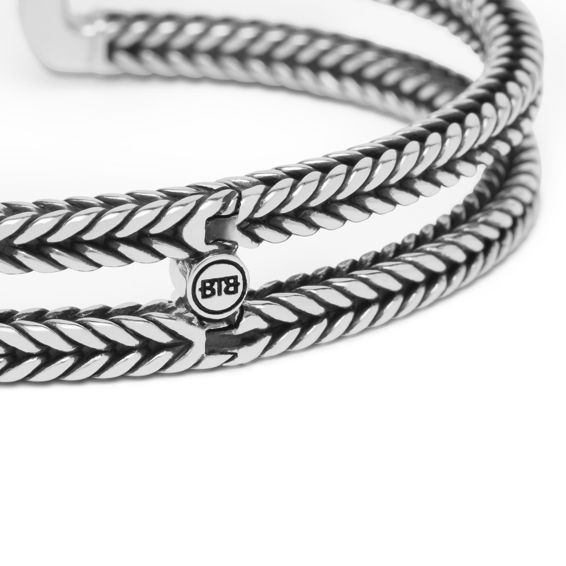 Cuff bracelet Barbara Link-3