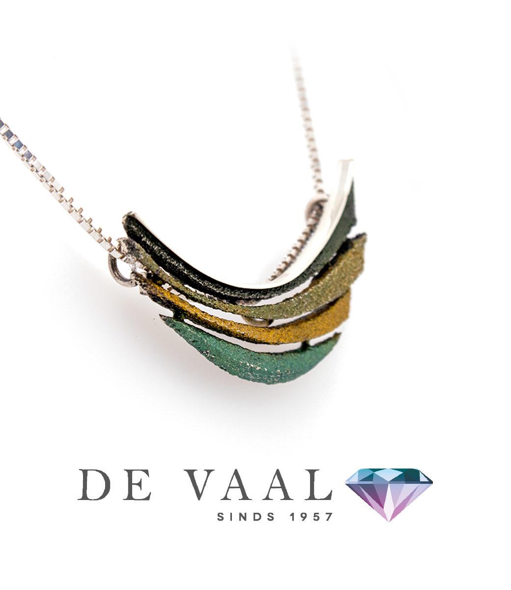 Bori green small pendant-2