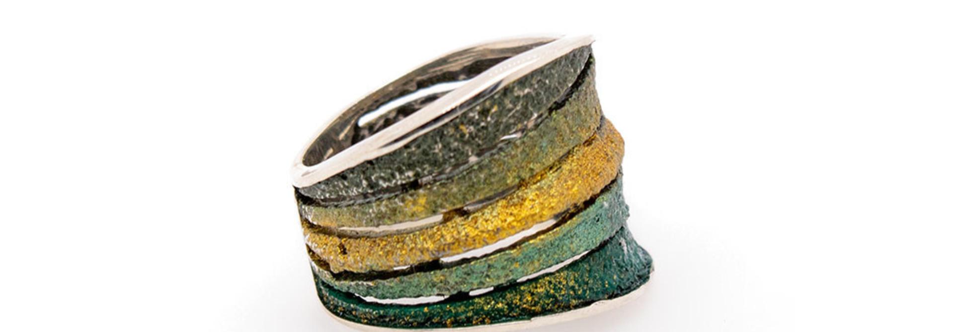 Bori groene ring