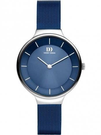 Georgia blue silver IV69Q1272 watch.-1
