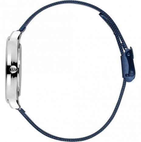 Georgia blue silver IV69Q1272 watch.-2