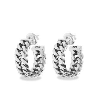 Buddha to Buddha chain Earring