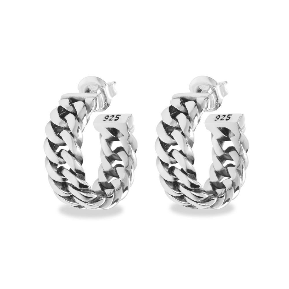 chain Earring-1