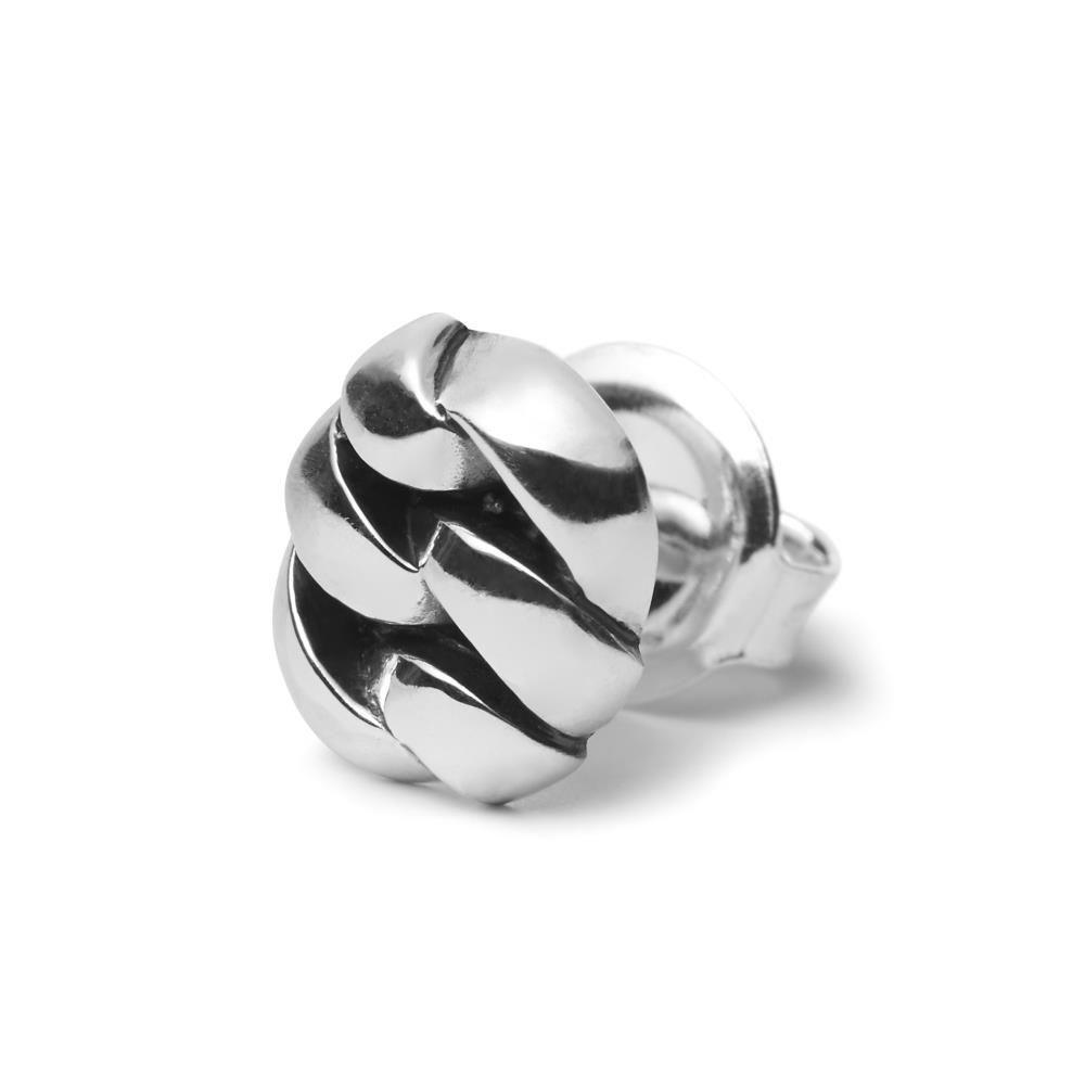 Silver Chain Earstud-3