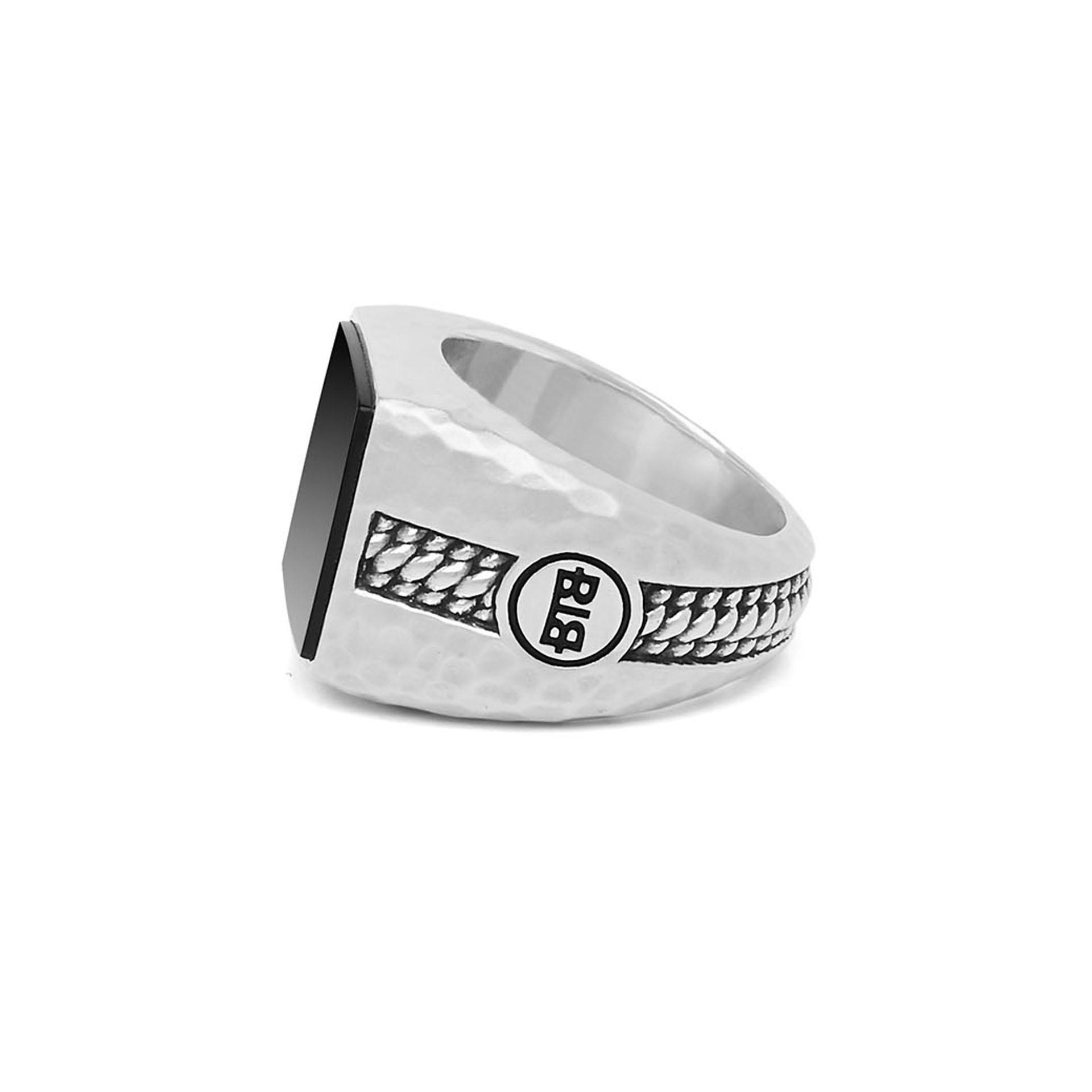 Signet ring Tangguh Onyx-10