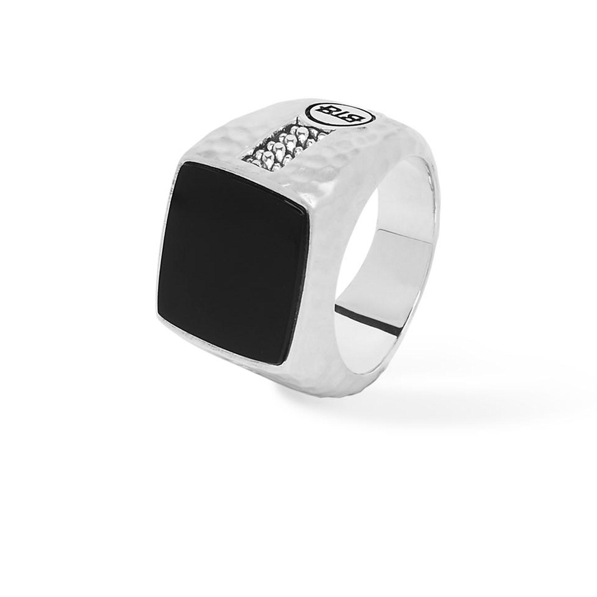 Signet ring Tangguh Onyx-11