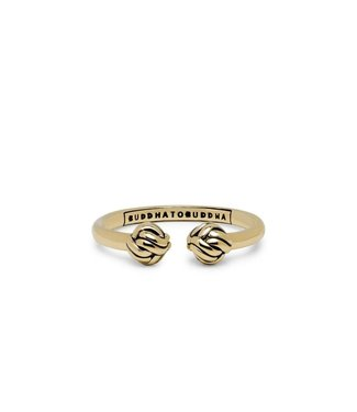 Buddha to Buddha Ring refined Katja Gold