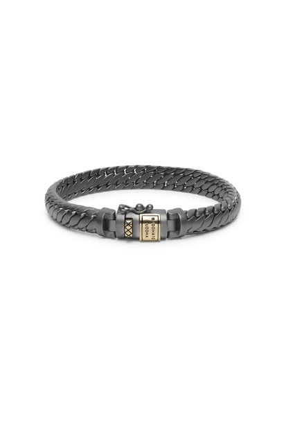 Bracelet Ben XS Black Rhodium Gold