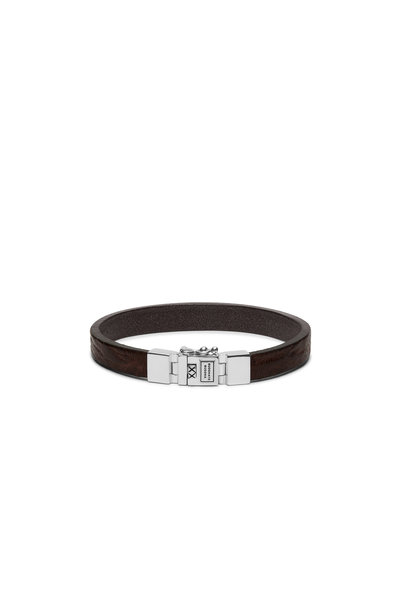 Essential Leather Smooth Brown