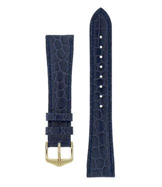 Hirsch Watch strap Aristocrat calf leather 18 mm