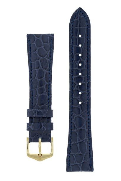 Watch strap Aristocrat calf leather 18 mm