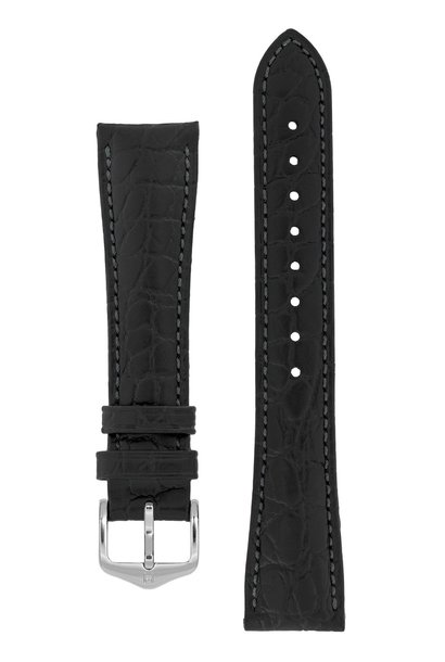 Watch strap Aristocrat calf leather 19 mm