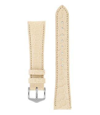 Hirsch Watch strap Aristocrat calf leather 20 mm