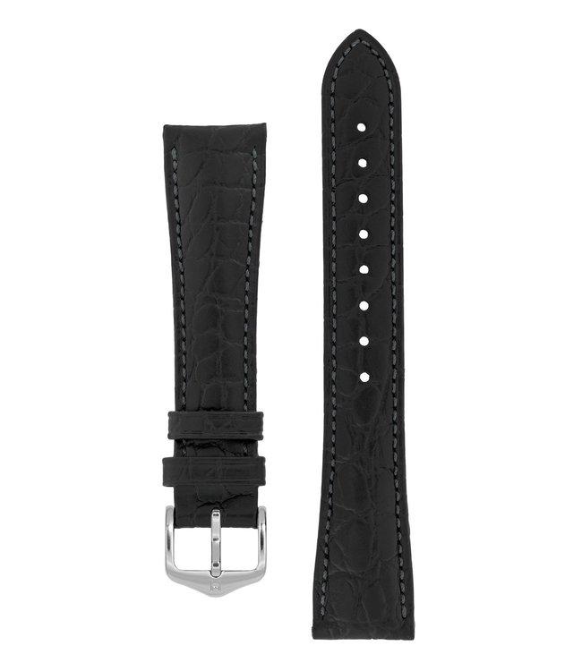Horlogebandje Aristocrat Kalfsleer 22 mm