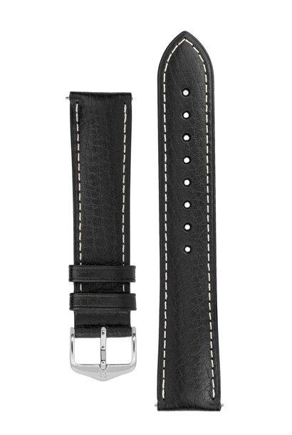 Horlogebandje Boston, Artisan Leather Kalfsleer  12 mm