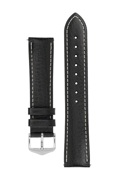 Watchband Boston, Artisan Leather calf leather  18 mm