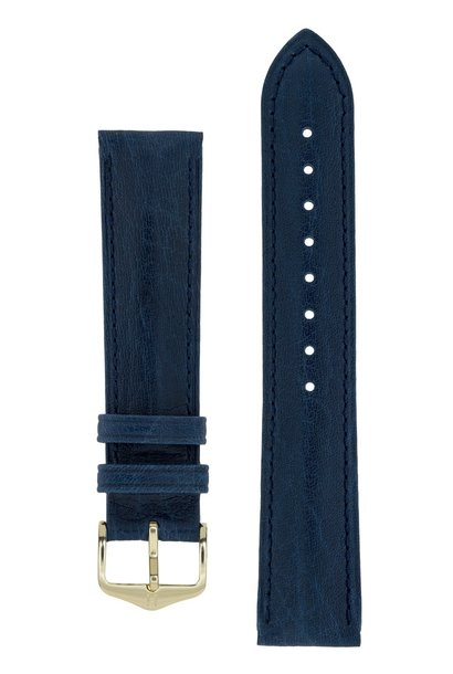 Watchband Camelgrain Pro Skin calf leather 10 mm
