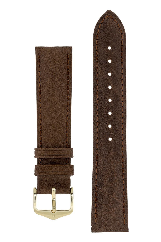 Horlogebandje Camelgrain Pro Skin Kalfsleer 12 mm-3