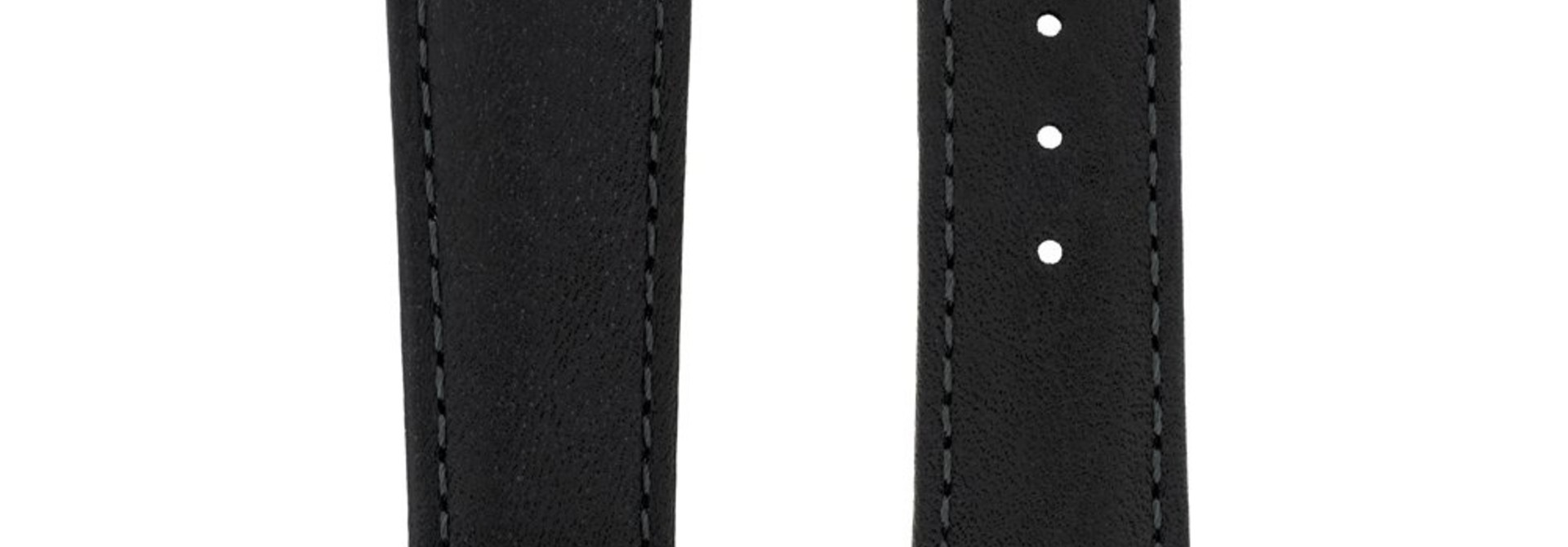Horlogebandje Camelgrain Pro Skin Kalfsleer 12 mm