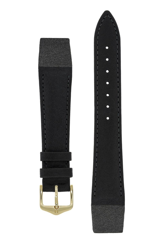 Horlogebandje Camelgrain Pro Skin Kalfsleer 12 mm-1