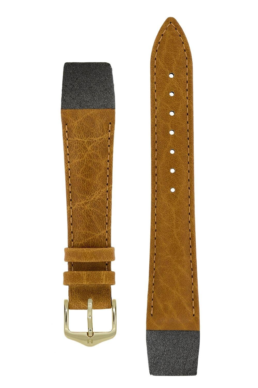Horlogebandje Camelgrain Pro Skin Kalfsleer 12 mm-6