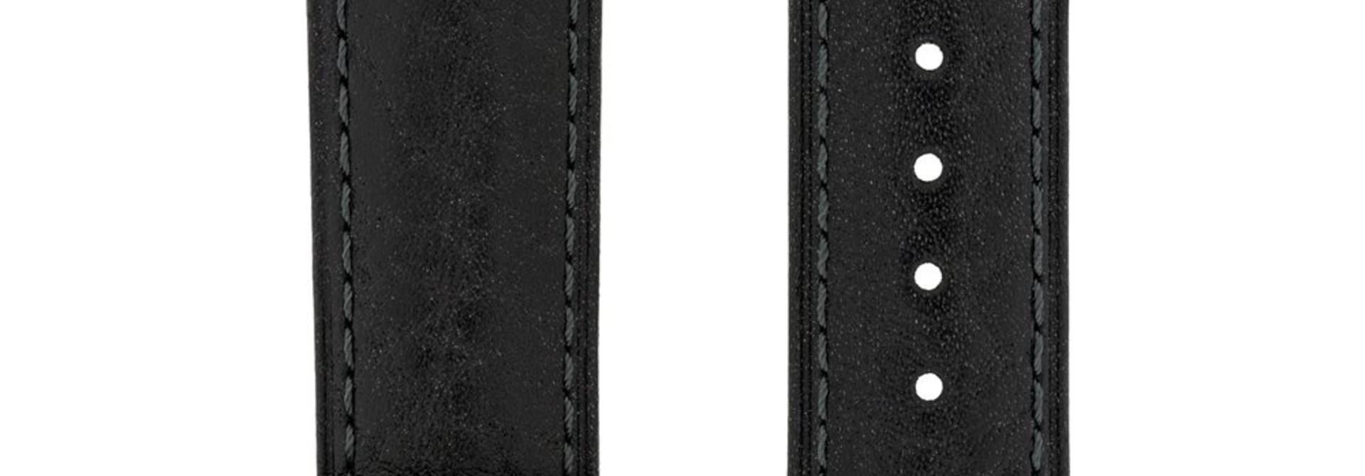 Horlogebandje Camelgrain Pro Skin Kalfsleer 13 mm