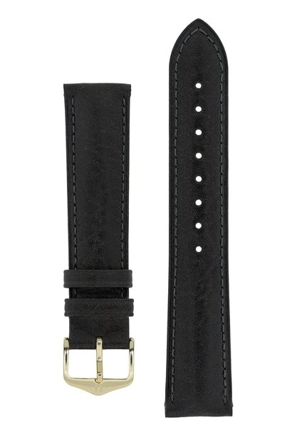 Watch strap Camelgrain Pro Skin calf leather 13 mm