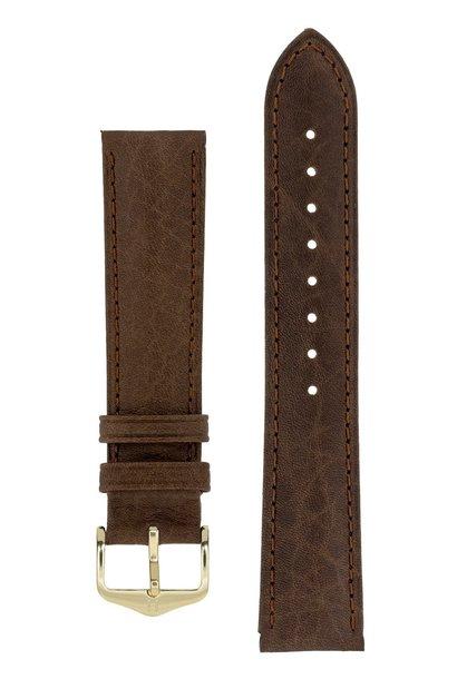 Watch strap Camelgrain Pro Skin calf leather 17 mm
