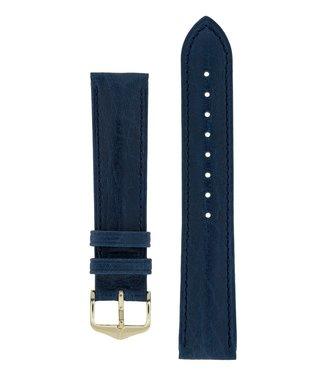 Hirsch Watchband Camelgrain Pro Skin calf leather 18 mm