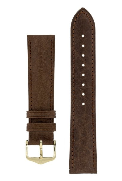 Watch strap Camelgrain Pro Skin calf leather 19 mm