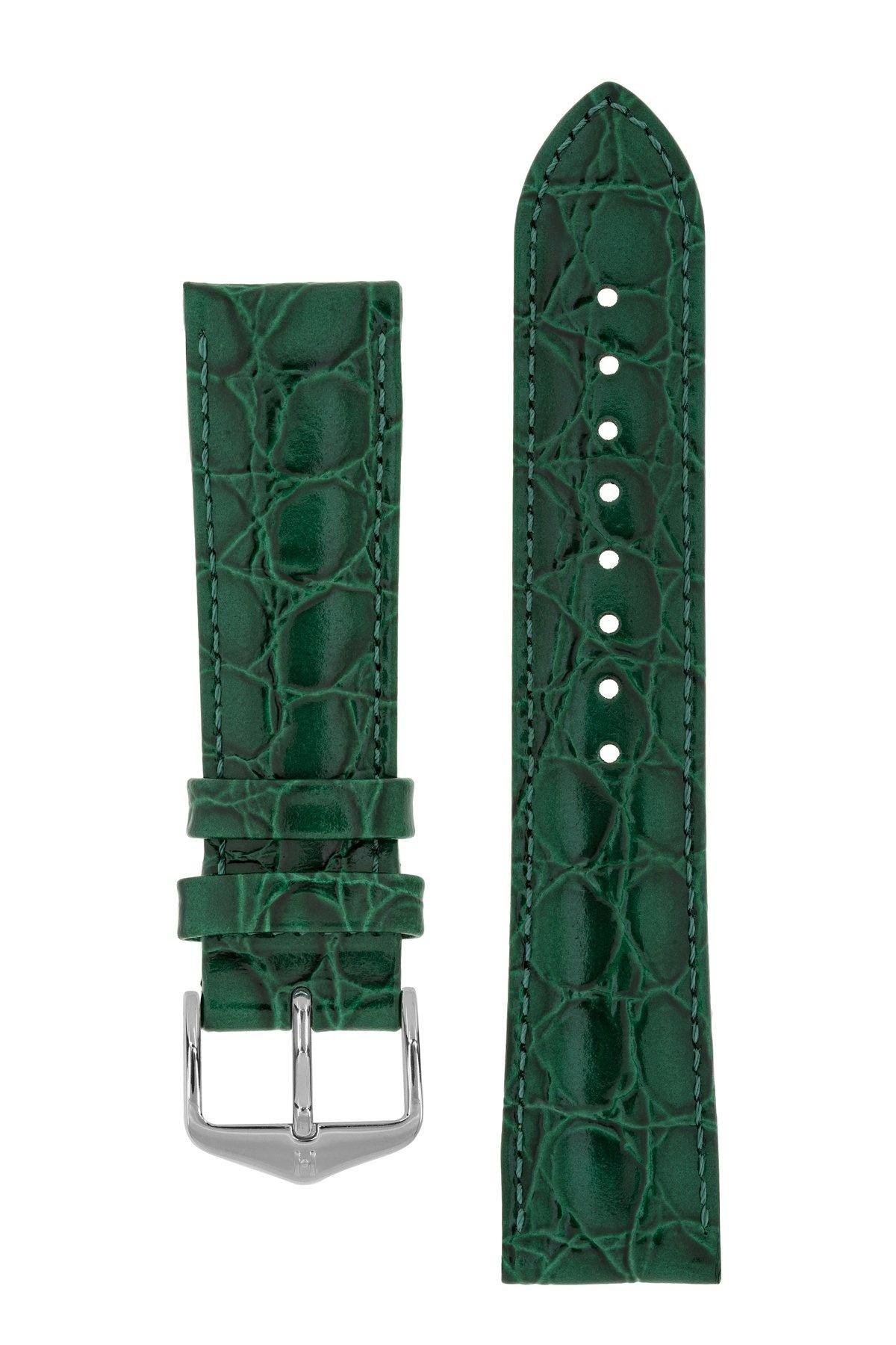 Horlogebandje Crocograin Kalfsleer 20 mm-3