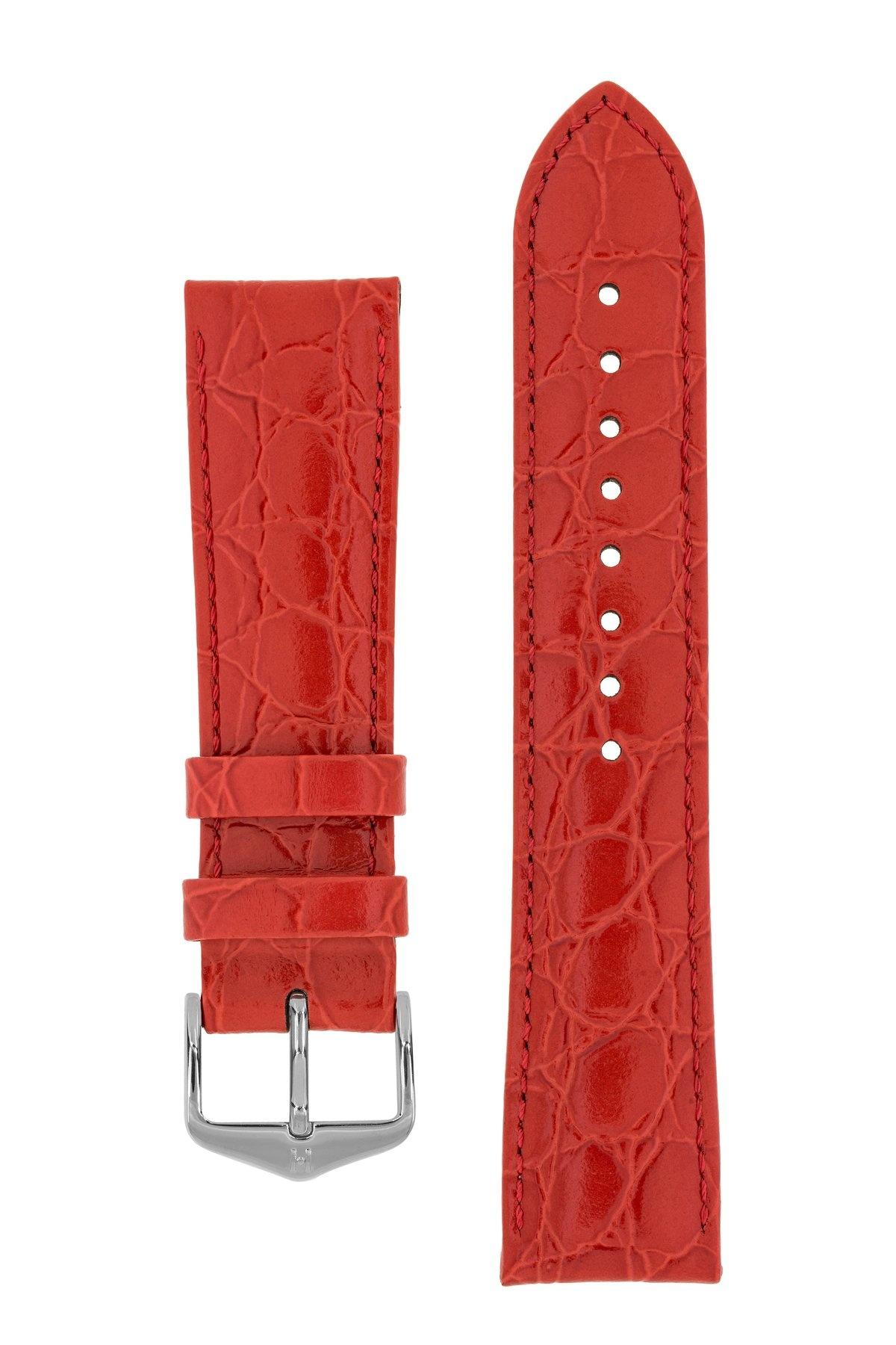 Horlogebandje Crocograin Kalfsleer 20 mm-4