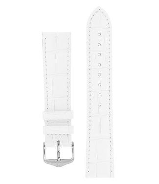 Hirsch Horlogebandje Duke Alligator embossed Kalfsleer 26 mm