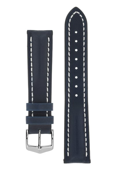 Watchband Heavy Calf calf leather 18 mm