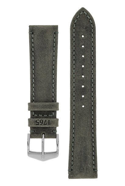 Watchband Heritage, Artisan Leather calf leather  22 mm
