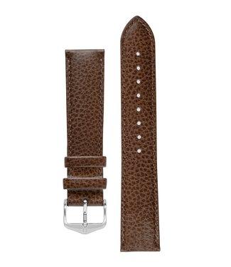 Hirsch Watchband Kansas calf leather 19 mm