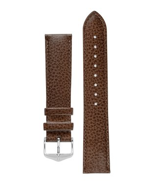 Hirsch Horlogebandje Kansas Kalfsleer 24 mm