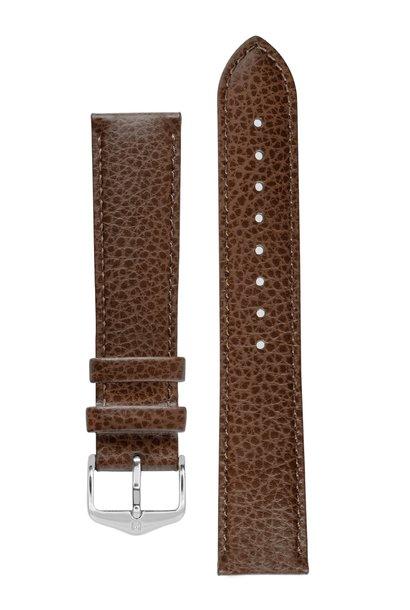 Watchband Kansas calf leather 24 mm