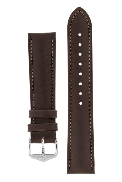 Watchband Kent calf leather  14 mm