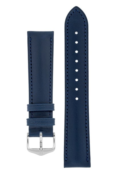 Watchband Kent calf leather  18 mm