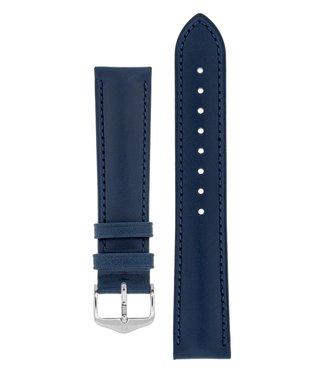 Hirsch Horlogebandje Kent Kalfsleer  20 mm